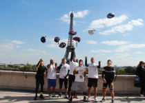 Cycling for charity: London to Paris » DREAMS Magazine