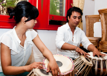Rendezvous with rising tabla players » DREAMS Magazine