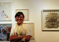 Ukus-mukus over Kathmandu's art » DREAMS Magazine
