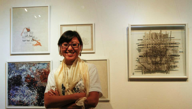 Ukus-mukus over Kathmandu's art » My Dreams Mag
