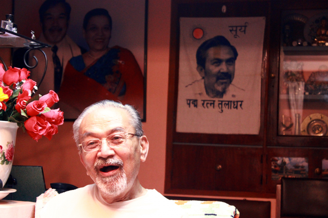Gentle Giant : Padma Ratna Tuladhar » My Dreams Mag