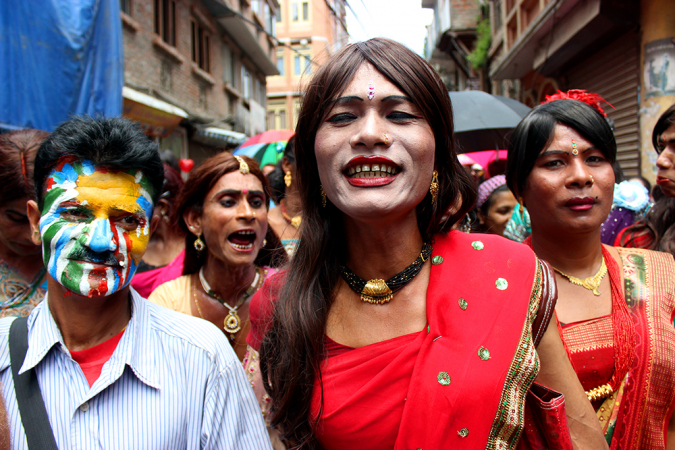 Gai Jatra : The Androgynous Connection » My Dreams Mag