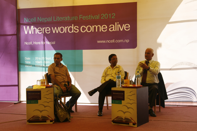 Nepal Literature Festival » My Dreams Mag