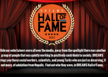 DREAMS Hall of Fame 2013 : Part lI -Noble and Humble » My Dreams Mag