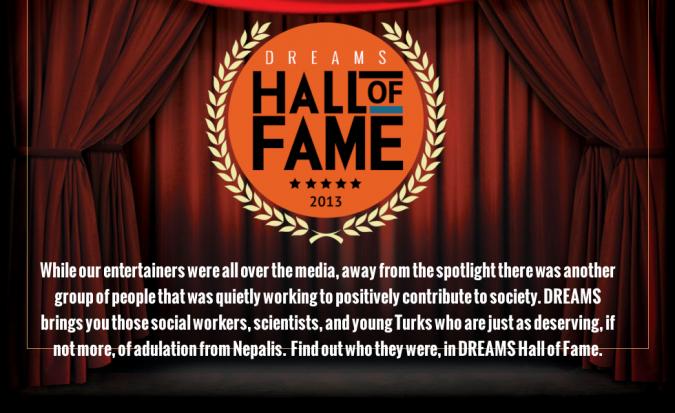 DREAMS Hall of Fame 2013 : Part lI -Noble and Humble » My Dreams Mag