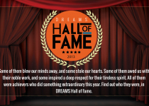 DREAMS Hall of Fame 2013 : Part l – Those Who Blew Us Away » DREAMS Magazine