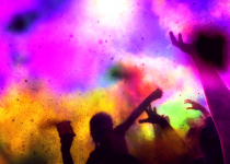 Changing Holi: One Colour At A Time » DREAMS Magazine