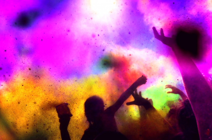 Changing Holi: One Colour At A Time » My Dreams Mag