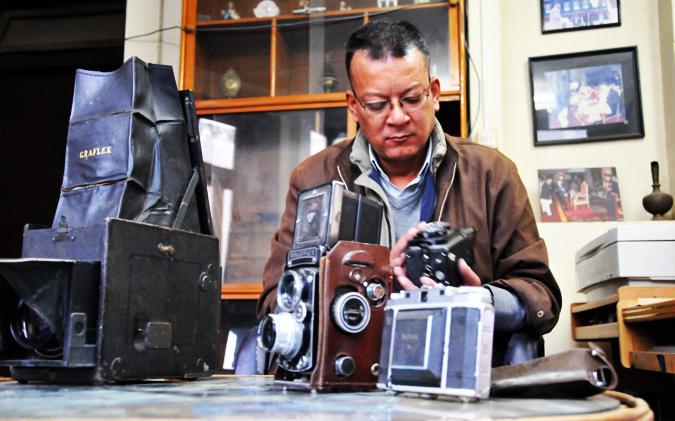 A People's History of Nepalese Photography: Kiran M Chitrakar » My Dreams Mag