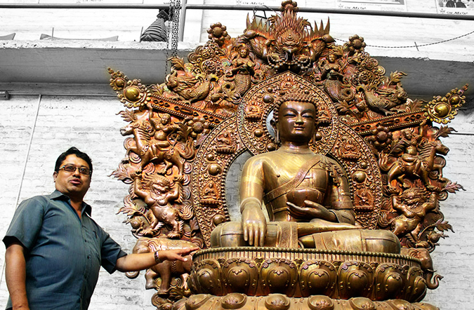 Rajkumar Shakya: Filling in the Shoes of Arniko » My Dreams Mag
