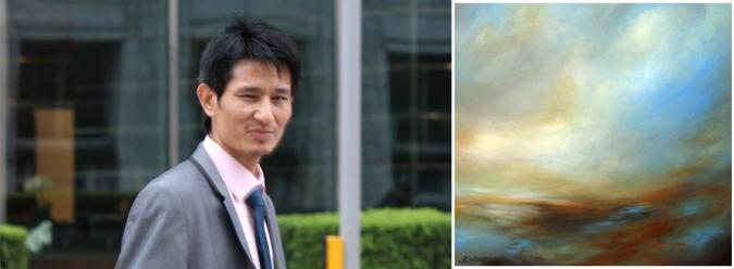 Kaluram Tamang: Painting Nepal in London » My Dreams Mag