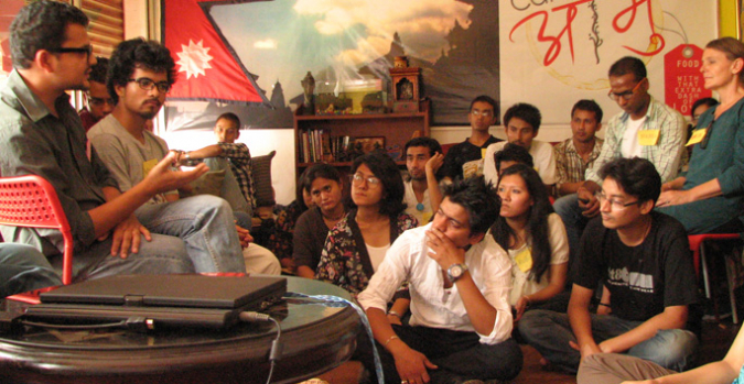 Now It's Our Turn: Future Makers Nepal » My Dreams Mag