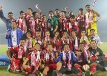 Nepali Football Team » DREAMS Magazine