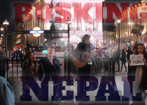 Busking for Nepal: Young Nepalis in the streets of London » My Dreams Mag