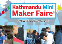 Kathmandu Mini Maker Faire » DREAMS Magazine