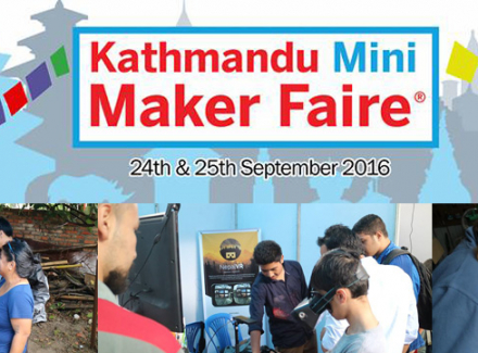 Kathmandu Mini Maker Faire »DREAMS Magazine