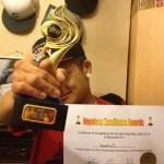 Rapoholic- award