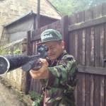 Rapoholic - gun