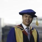 Tshering Lama Graduation