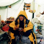 Temba base camp kitchen tent 2000 copy