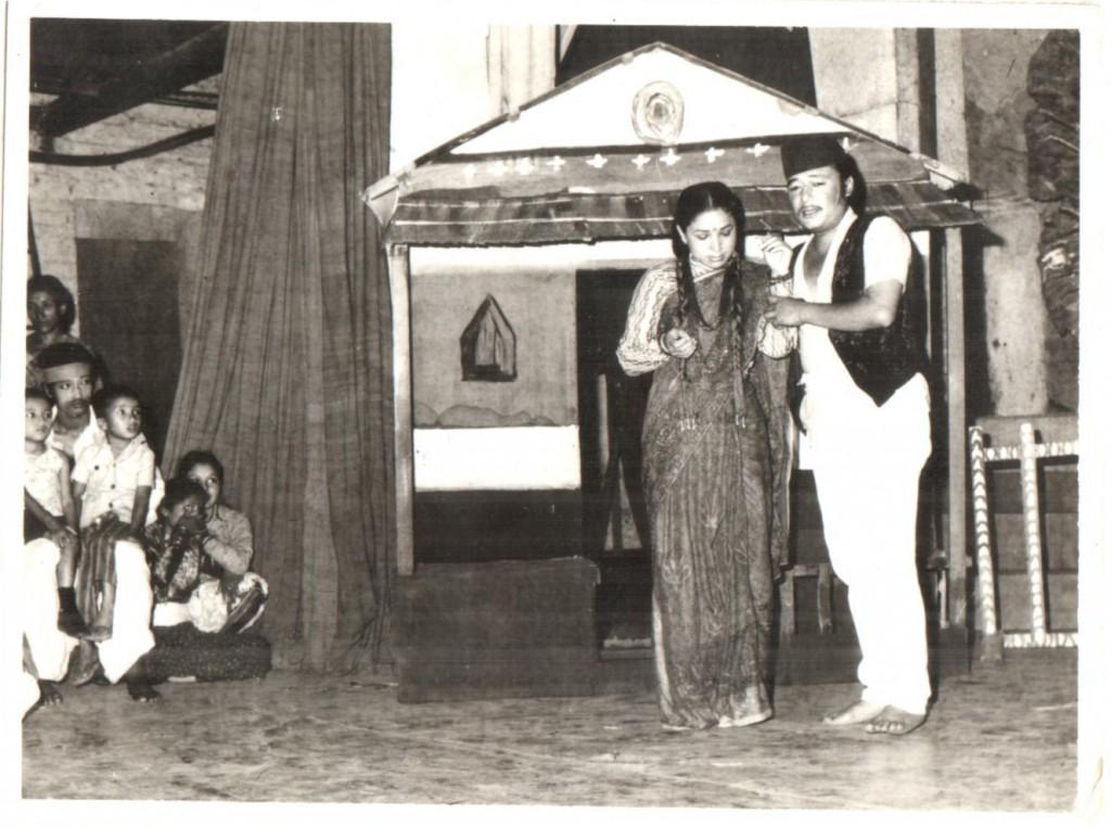Bimala Shrestha - Muna Madan