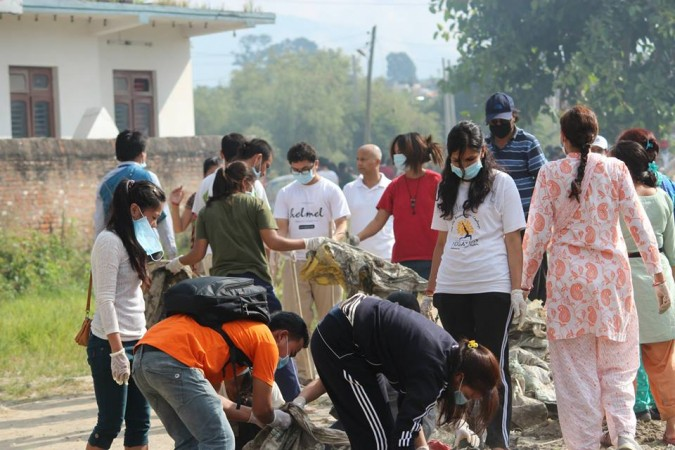 Clean-Up Nepal